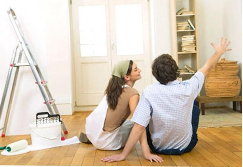 Как сделать ремонт в квартире в которой живешь - Vizit-it.ru
